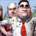 Ni svenske partiledere krangler på en øde øy – se videoen hele Sverige ler av…