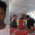 Flypassasjerer hindret deportasjon av somalisk voldtektsmann
