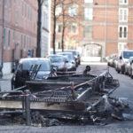 Én brent Koran surret i bacon er lik 70 ildspåsettelser, 30 brente biler og 23 arrestasjoner