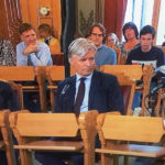 Komikveld om ungdom og klima i NRK Dagsnytt 18