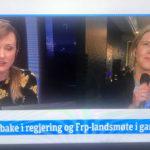 NRK lader opp til ny Listhaug-kampanje