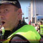Politiets løgn om hvorfor de stoppet demonstrasjon: «Når dere klarer å kaste Koranen, da er det over!»