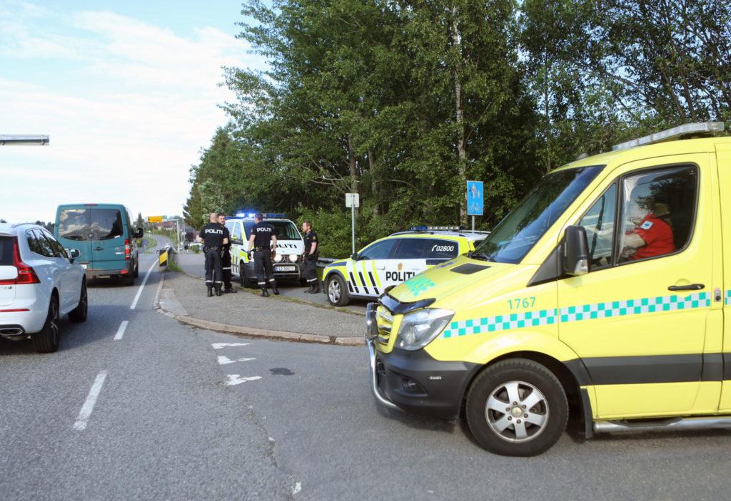c7b7fe13 Mann død etter knivstikking i Sandefjord – Document