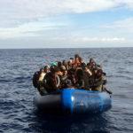 Afrikansk menneskesmugler kuttet hodet av båtmigrant