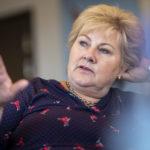 Erna Solberg: – Document tolker meg feil