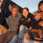 Fløy over Atlanteren for å lede Gretas «klimavennlige» reise – spiste opp hele CO2-besparelsen