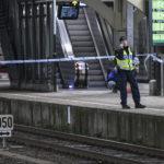 Mannen som  hev en 70-årig kvinne foran et godstog i Lund er nordmann