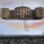 Globalismens resultater river norske partier i stykker