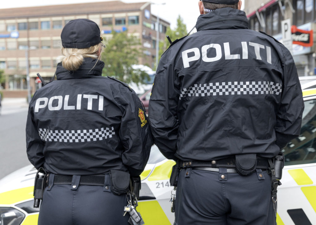 Metoo Problemer I Politiet Document