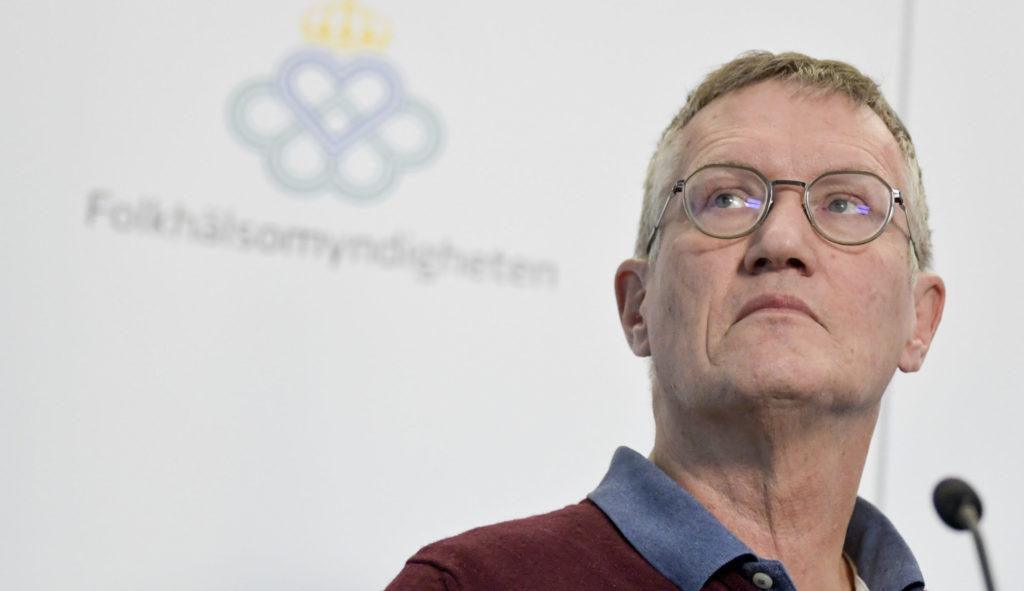 Tegnell Innrommer Sverige Burde Ha Gjort Mer For A Stanse Smitten Document
