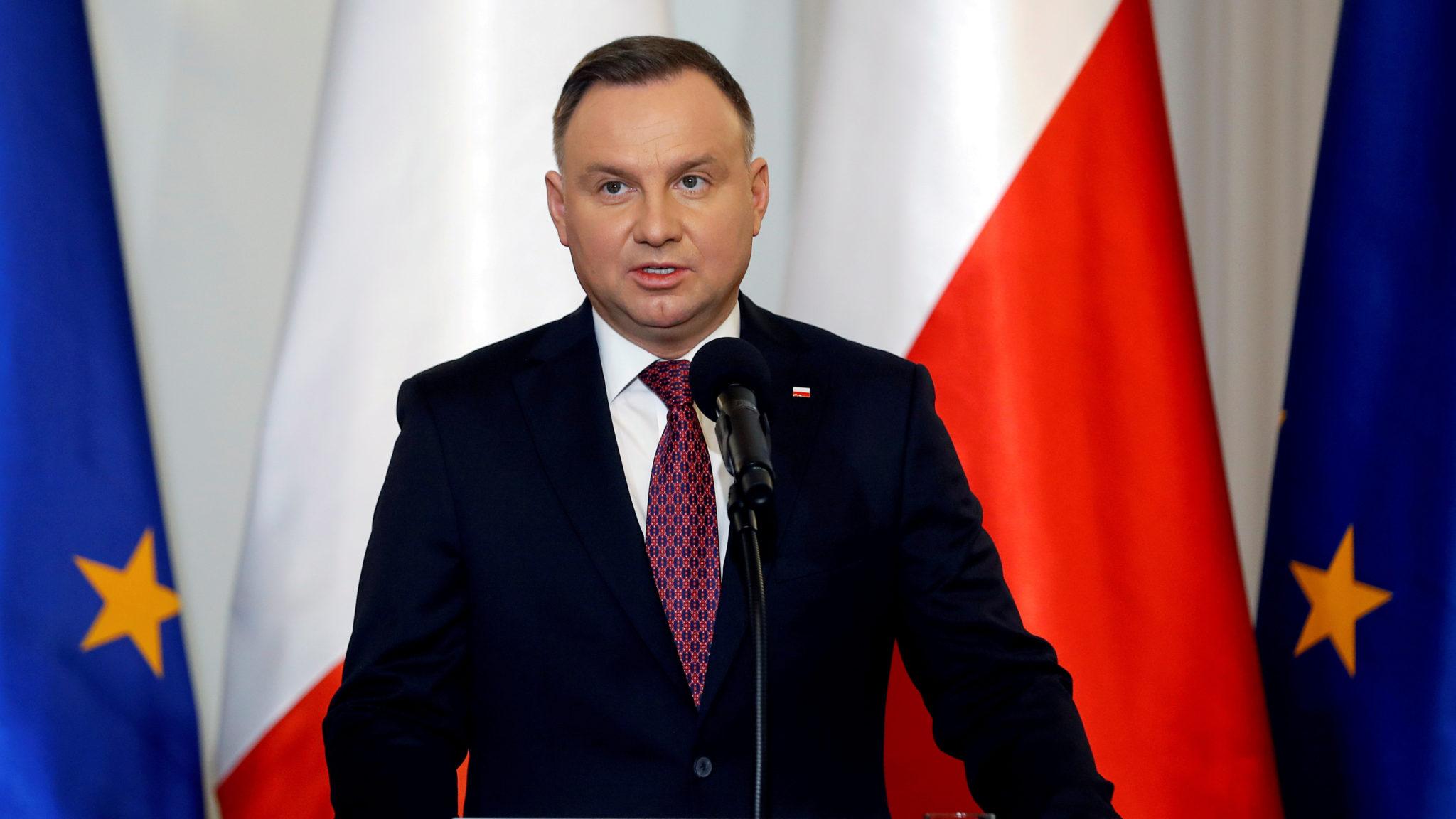 Polen starter bygging av gassrørledning til Norge – Document
