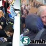 Sterke reaksjoner mot svensk politikvinne som gikk ned på kne: «Hvit taushet er vold»