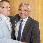 Bondevik jr. forlater KrF fordi partiet er kristent