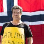 – Dan Eivind Lid ble truet noen timer før han ble drept