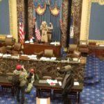 Politikere og pressen sjokkert over stormingen av Kongressen