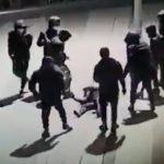 Grotesk voldsepisode ryster Frankrike