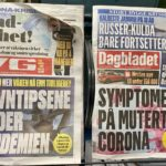 Hvor ble det av USA-politikken i norske riksmedier?