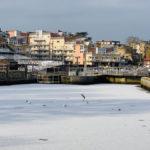 Globalt oppvarmingsvarsel: Themsen fryser for første gang på 60 år