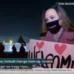 NRKs perfekte timing: Halleluja-reportasje om ankomst av asylsøkere – og varsel om terror i Sverige