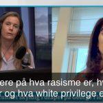 – NRK sprer grov, rasistisk propaganda. Det er skremmende.